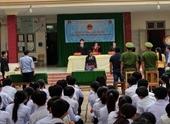 VKSND tỉnh Tiền Giang tổ chức phiên tòa giả định tuyên truyền pháp luật cho học sinh