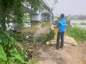 Phát hiện thi thể người đàn ông trên sông Sài Gòn