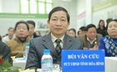 Thủ tướng kỷ luật Phó Chủ tịch tỉnh Hoà Bình