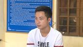 Tạm giữ đối tượng tông một Thượng úy CSGT nhập viện