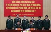 Thiếu tướng Phạm Hồng Chương được bổ nhiệm Tư lệnh Quân khu 2