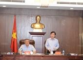 Đoàn khảo sát kết quả thực hiện Nghị quyết 49 và Chỉ thị 33 làm việc với VKSND tối cao