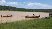 Đã tìm thấy thi thể nam thanh niên mất tích ở hồ thủy điện Thác Mơ