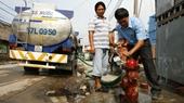 TP HCM đề xuất tăng giá nước sinh hoạt