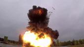 Nga thử thành công tên lửa Topol -M phá hủy chính xác mục tiêu