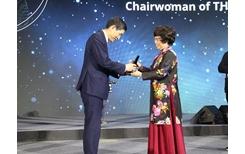 Nữ doanh nhân Việt Nam được tôn vinh đặc biệt tại diễn đàn tri thức thế giới 2019