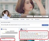 Ngọc Trinh gây sốc tạm đóng Facebook để làm điều này, dân mạng nói gì