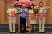 Bổ nhiệm lãnh đạo cấp vụ và Phó Thủ trưởng Cơ quan điều tra VKSND tối cao