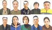 Kết luận điều tra vụ 10 đối tượng ở Hà Nội cho vay lãi suất cắt cổ