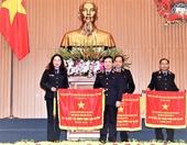 Tổ chức Hội nghị điển hình tiên tiến và Đại hội thi đua yêu nước ngành KSND lần thứ VI