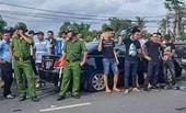 NÓNG Vụ giang hồ bao vây xe chở Công an Triệu tập vợ nguyên Giám đốc Công an tỉnh Đồng Nai