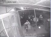 """Trộm đột nhập dãy trọ, """"cuỗm"""" 4 xe máy trong phút chốc"""