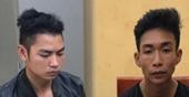 Phê chuẩn khởi tố hai nghi can sát hại nam sinh chạy xe ôm Grab tội Giết người và Cướp tài sản