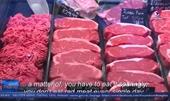 Hoang mang lựa chọn thực đơn có thịt đỏ