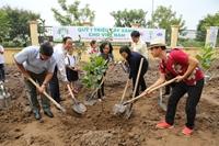 Vinamilk chung tay bảo vệ môi trường thủ đô qua quỹ 1 triệu cây xanh cho Việt Nam