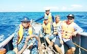 12 ngư dân gặp nạn tại đảo Đá Tây, Trường Sa