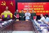 Bộ Quốc phòng điều động, bổ nhiệm 5 tướng lĩnh quân đội