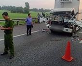 Hai cha con tử vong thương tâm trên cao tốc TP HCM – Trung Lương