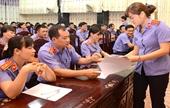 Xây dựng đội ngũ cán bộ chuyên nghiệp, đủ phẩm chất và bản lĩnh chính trị