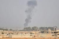 Những hình ảnh đầu tiên về chiến dịch tấn công người Kurd tại Syria của Thổ Nhĩ Kỳ