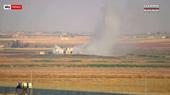 Thổ Nhĩ Kỳ tấn công 181 cơ sở khủng bố ở Syria, đánh trúng nhà tù giam IS