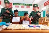 Triệt xóa vụ ma túy lớn nhất từ trước đến nay trên tuyến biên giới Quảng Bình