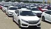 Cả nước đã nhập khẩu hơn 107 000 ô tô nguyên chiếc