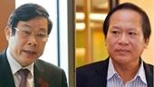 Ông Nguyễn Bắc Sơn và Trương Minh Tuấn bị khai trừ khỏi Đảng