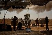Thổ Nhĩ Kỳ nã pháo dồn dập vào căn cứ Mỹ ở Syria