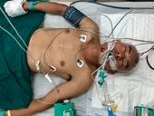 Tìm thân nhân bệnh nhân nguy kịch do tai nạn giao thông