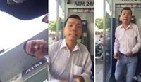 Vụ hành hung người phụ nữ tại cây ATM Chuyển hồ sơ lên Công an quận