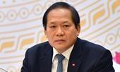 Liên quan đến vụ đánh bạc nghìn tỉ Đề nghị xử lý ông Trương Minh Tuấn