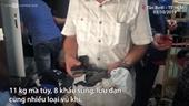 Trùm ma túy giấu súng, lựu đạn trong khách sạn TP HCM