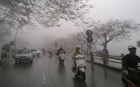 Hôm nay, miền Bắc đón không khí lạnh trời chuyển mưa rét