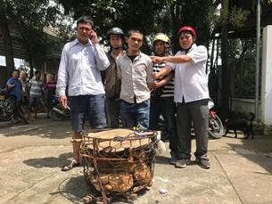 """Lãnh đạo phường nói gì khi """"hiệp sĩ"""" Nguyễn Thanh Hải nghỉ bắt cướp"""