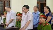 Xét xử vụ gian lận điểm thi tại Hà Giang Hơn một nửa số người bị triệu tập vắng mặt