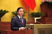 Chủ nhiệm Ủy ban Pháp luật của Quốc hội làm Bí thư Tỉnh ủy Khánh Hòa