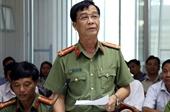 Phó giám đốc Công an tỉnh Đồng Nai bị giáng chức xuống Trưởng phòng
