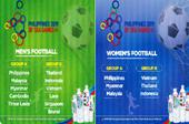 SEA Games 30 U22 Việt Nam rơi vào bảng khó nhằn