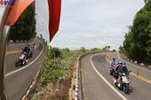Cấm xe tay ga lưu thông lên bán đảo Sơn Trà