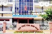 Thực hư Cục trưởng Cục Thuế tỉnh Bình Định bị kỉ luật giáng chức
