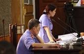 Xét xử gian lận điểm thi ở Sơn La Làm rõ vai trò của hai cựu cán bộ công an