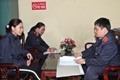 VKSND huyện Lập Thạch làm tốt công tác kiến nghị phòng ngừa tội phạm, vi phạm pháp luật