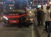 Hai thanh niên bị xe khách tông chết trong hầm chui Tam Hiệp