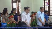 Gian lận điểm thi tại Hà Giang Đề nghị 22 năm tù cho các bị cáo