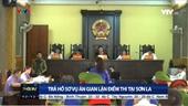 Tòa trả hồ sơ yêu cầu điều tra bổ sung vụ gian lận điểm thi tại Sơn La