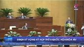 Nhiều đại biểu Quốc hội kỳ vọng kỳ họp thứ 8, Quốc hội khóa XIV