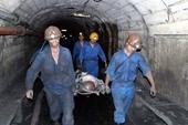Nam công nhân mỏ than tử vong dưới hầm sâu gần 200m
