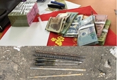 Bắt nhóm đạo chích đột nhập vào các UBND xã trộm cắp hàng trăm triệu đồng