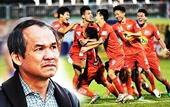 """Cầu thủ Hoàng Anh Gia Lai nói lời từ trái tim """"Dành cả thanh xuân để trụ hạng"""""""